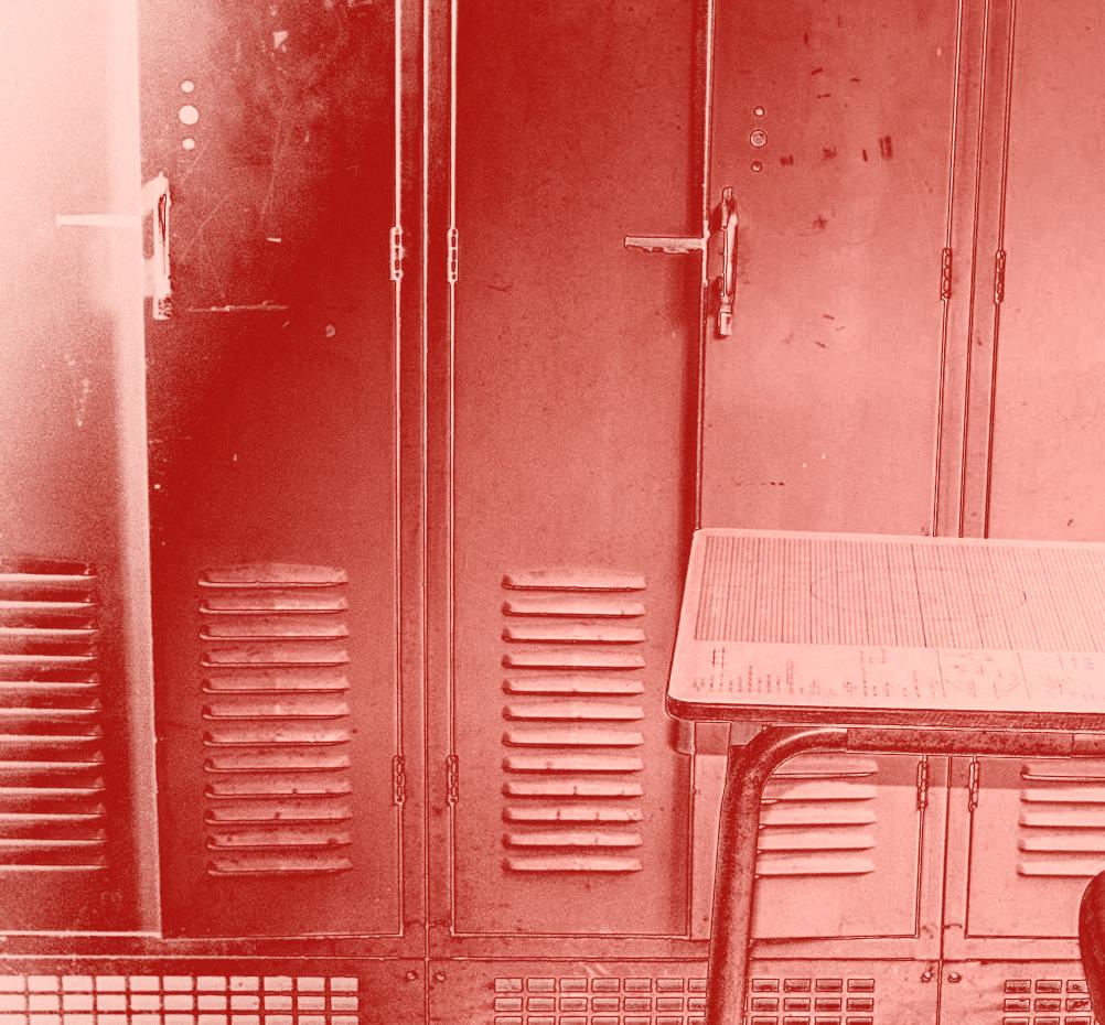 Poasttown Haunted Lockers